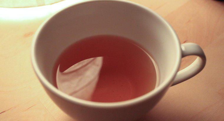 3 ballerina efecte secundare de ceai